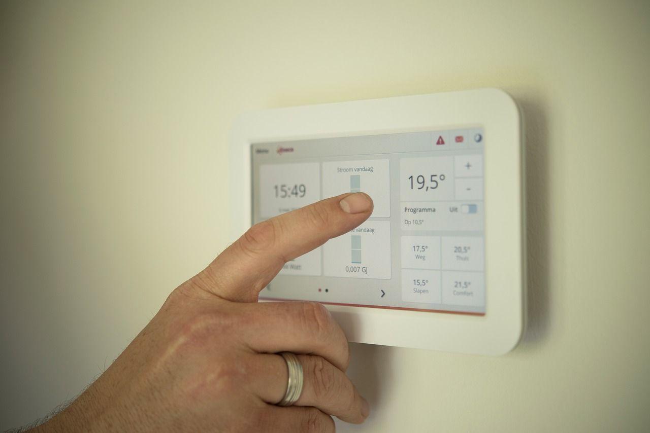 Infrarood verwarming onmisbaar in designhuis