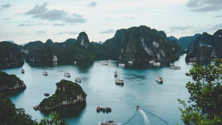 Backpacken door het vriendelijke Vietnam